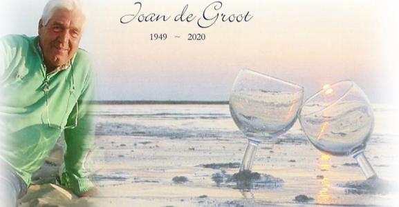 In Memoriam: Joan de Groot